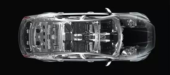 特斯拉全铝车身